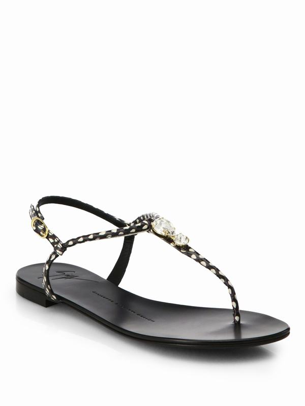giuseppe-zanotti-black-jeweled-leather-t-strap-sandals-product-1-19215408-2-459458290-normal_1