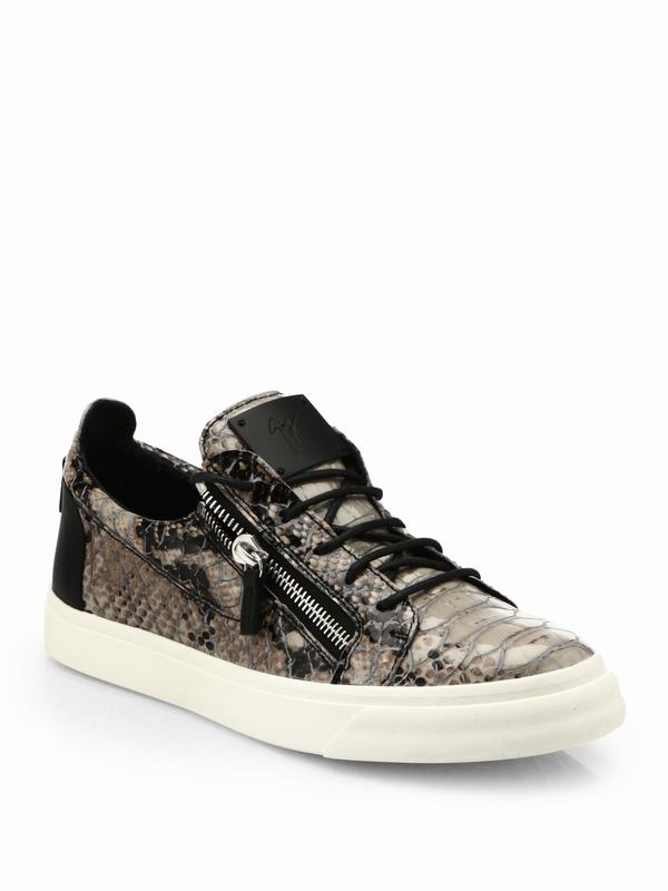 giuseppe-zanotti-gray-double-zip-snake-print-leather-sneakers-product-1-27315331-2-580675011-normal_1