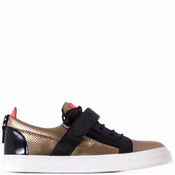 giuseppe-zanotti-none-black-and-gold-leather-low-sneakers-orange-product-1-106932764-normal_2