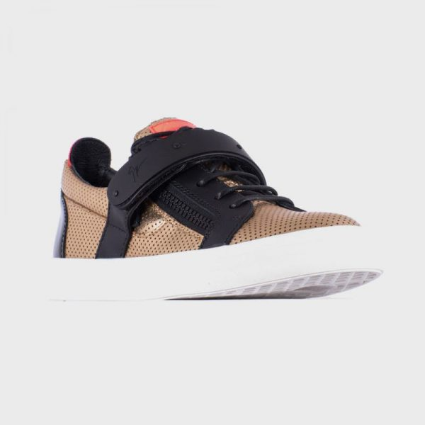 giuseppe-zanotti-none-black-and-gold-leather-low-sneakers-orange-product-3-106932823-normal_1