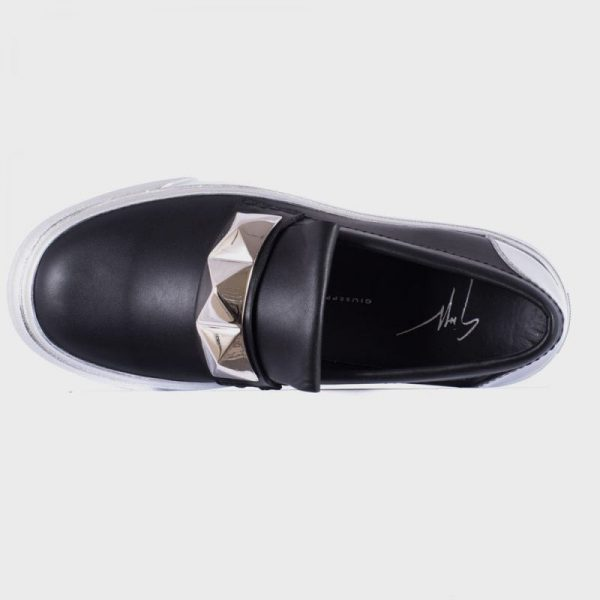 giuseppe-zanotti-none-black-and-silver-leather-slip-on-sneakers-product-0-252352461-normal_1