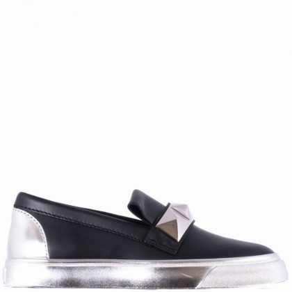 giuseppe-zanotti-none-black-and-silver-leather-slip-on-sneakers-product-2-252352531-normal_2