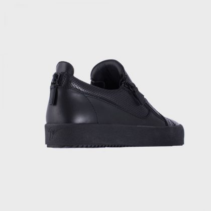 giuseppe-zanotti-none-black-leather-sneakers-with-shored-effect-product-1-913263149-normal