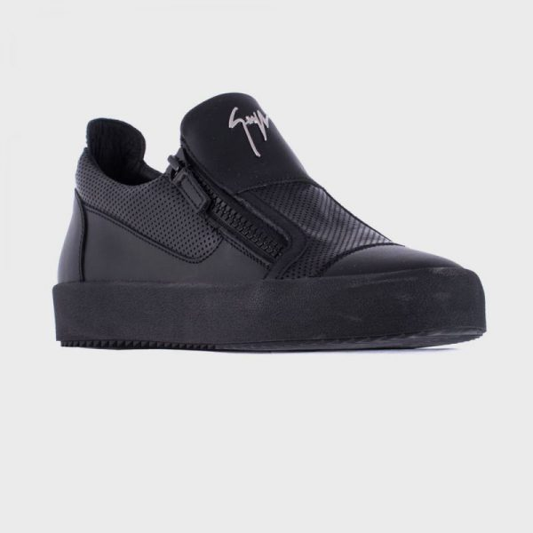 giuseppe-zanotti-none-black-leather-sneakers-with-shored-effect-product-2-913263184-normal